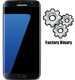 Samsung Galaxy S7 EDGE SM-G935F Combination Firmware