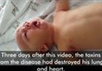 Video Shows Baby Riley's Last Moments Before he Died From Whooping Cough As Authorities Issue Outbreak Warning March 15