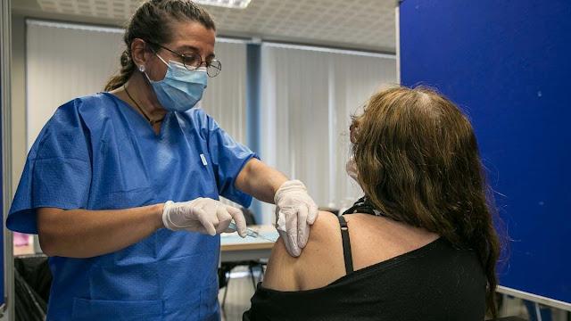 vaccination in Catalonia