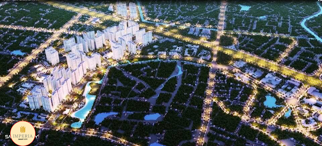 Tổ hợp Imperia Smart City của HBI