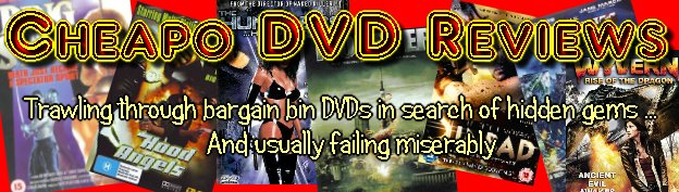 Reviewing DVDs from CEX and Charity Shops.