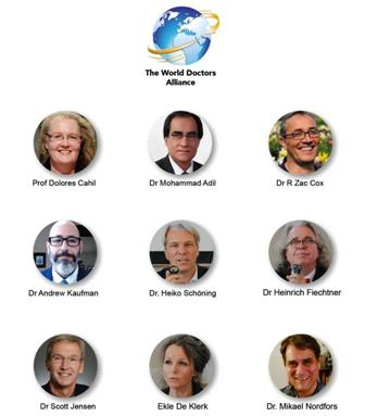 Penelusuran Fakta: Klaim World Doctors Alliance yang Menantang Kebenaran COVID-19