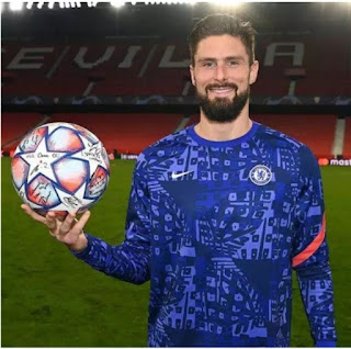 FIFA Reacts After Olivier Giroud Becomes The First Player To Break A New Record In The Competition