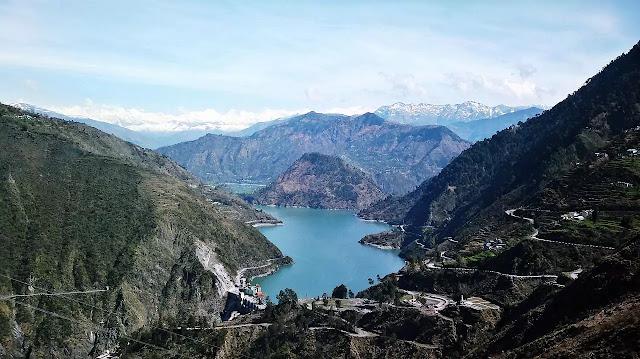 Chamera Dam