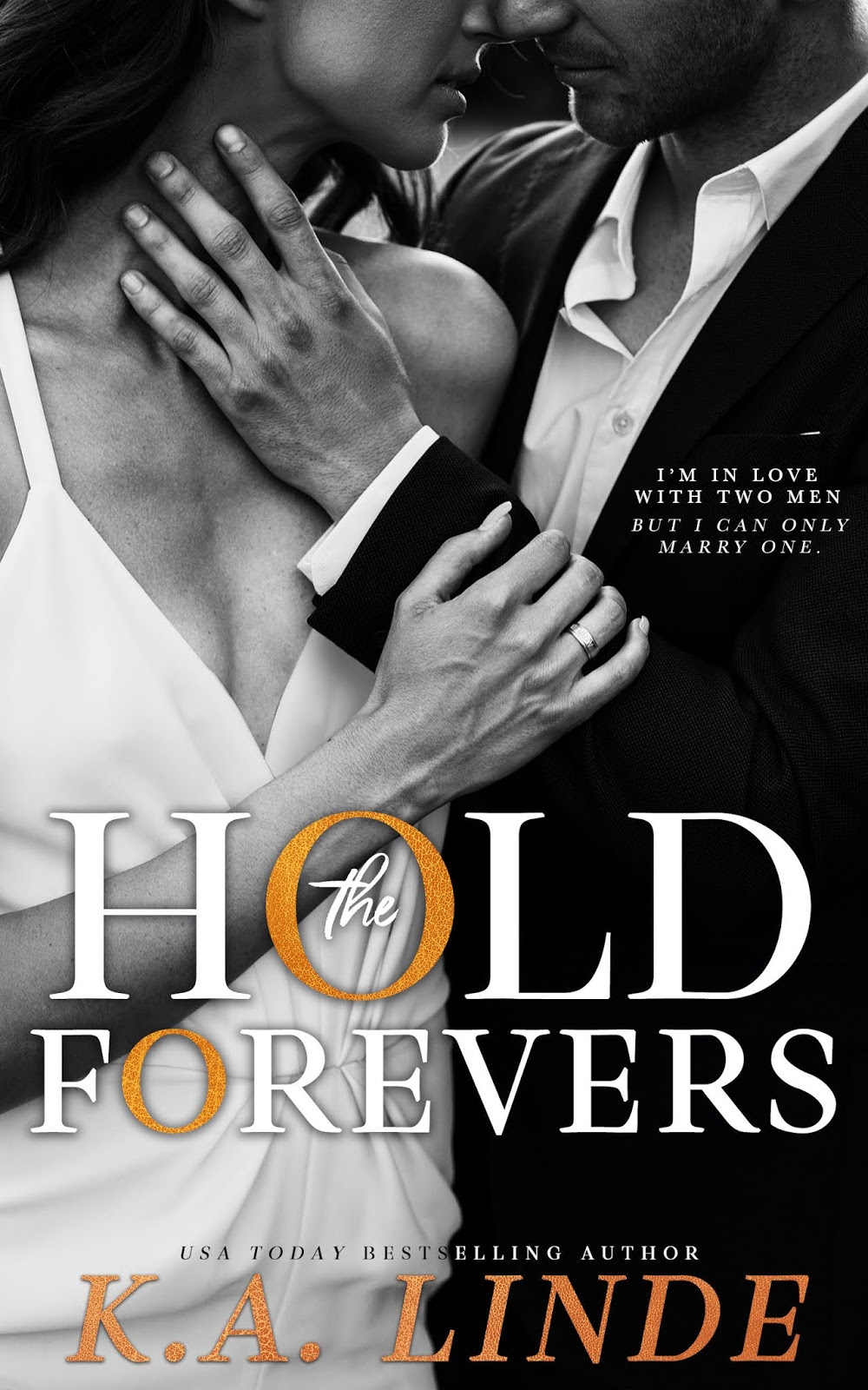 ༺✿ RELEASE BLITZ & REVIEW༺✿ HOLD THE FOREVERS BY K.A. LINDE