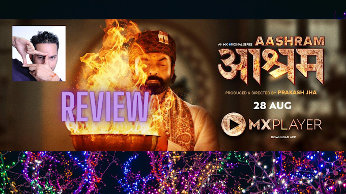 Aashram Web series review