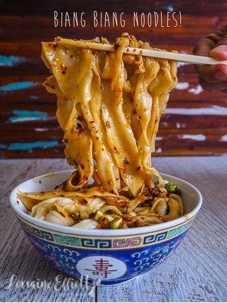 Biang Biang Noodles