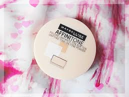 Maybelline Affinitone Unifying Powder Review