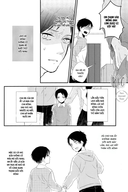 Trang 11 - [Pure Emerald] - Nước chảy đá mòn (Riren) (- Kiro (Kouko)) - Truyện tranh Gay - Server HostedOnGoogleServerStaging