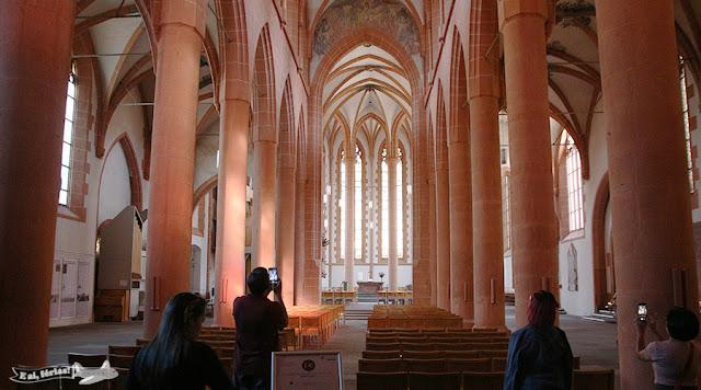 Igreja do Espírito Santo, Heidelberg