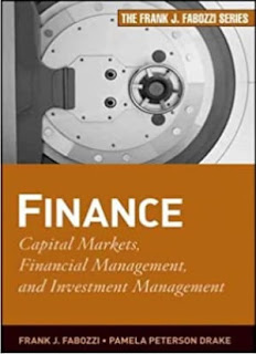 Finance: Capital Markets, Financial Management, and Investment
