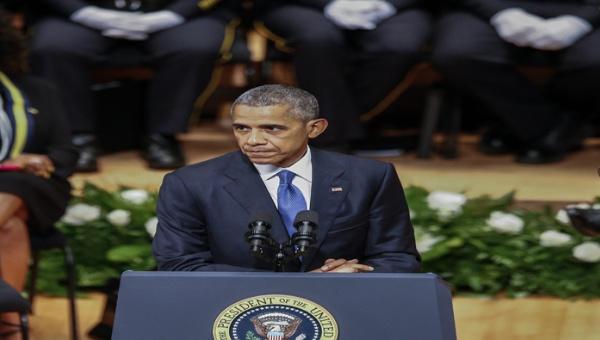 Obama: no estamos cerca de resolver problemas con la policía
