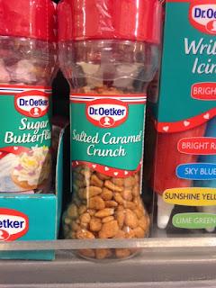 dr oetker salted caramel crunch
