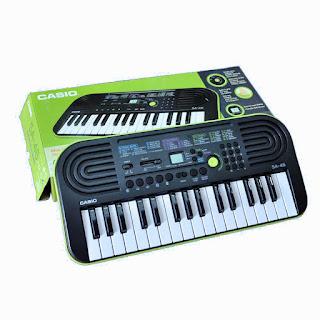 Đánh giá đàn organ cho bé Casio SA-46