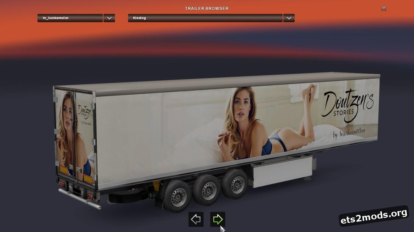 Holland Trailers Pack V 1.0