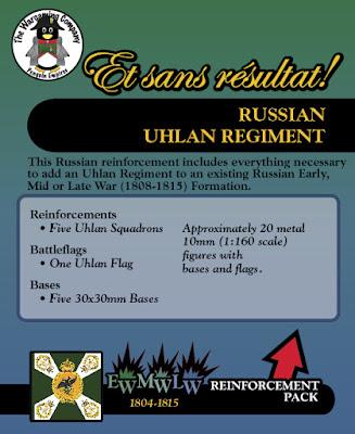 Russian Uhlans