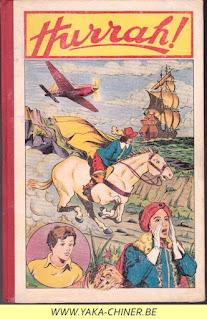 Hurrah, numéro 1, 1953-1954