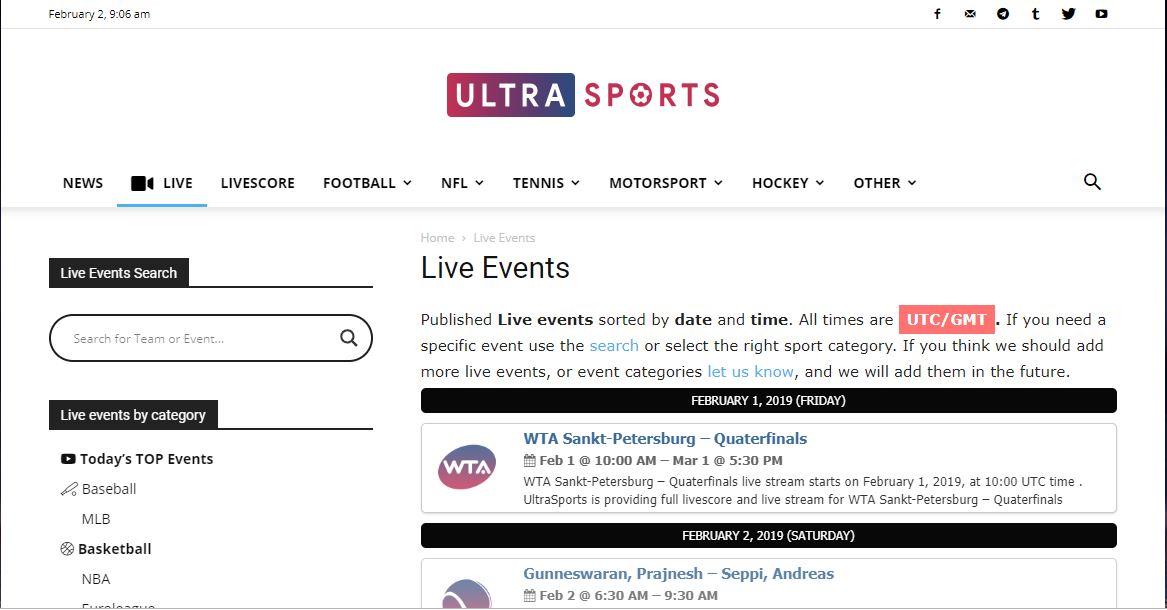 ultrasports-streaming-sites-2019