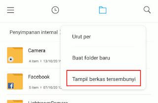 Cara Menghapus File Thumbnail Di Android