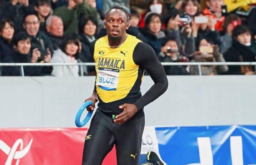 jubilado Usain Bolt