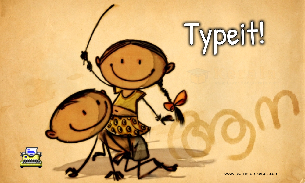 typeit Malayalam software