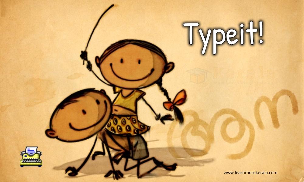 typeit Malayalam software