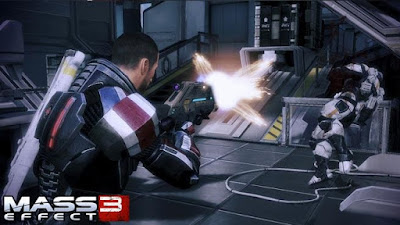 Download Mass Effect III Game For PC