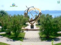 Гномон Одеса одесса солнечные часы