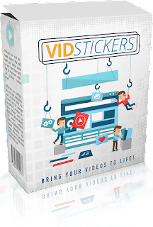 [GIVEAWAY] Vidstickers Pro [Spice Up Your Videos] [+BONUSES]