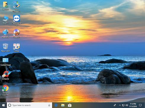 Bộ cài Windows 10 Pro for Workstations, Version 1809, OS Build 17763.615 (64-bit)