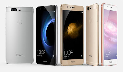 Huawei Honor V8 Specifications - Inetversal