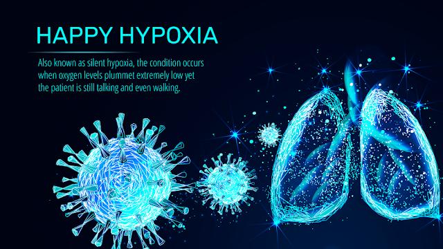 Happy hypoxia Menurut konsep karnus