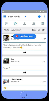 BBM Like_iOS V.3.1.0.13 Update.