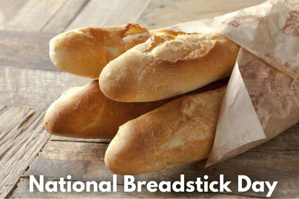 National Breadstick Day Wishes For Facebook