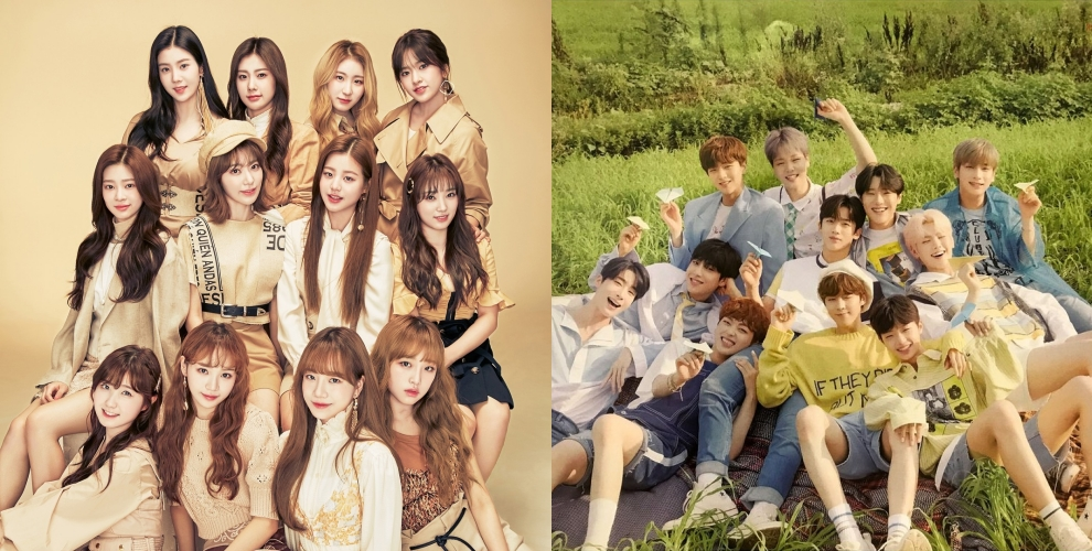 IZ*ONE and X1 Have Been Confirmed Not Participate in '2019 MAMA'