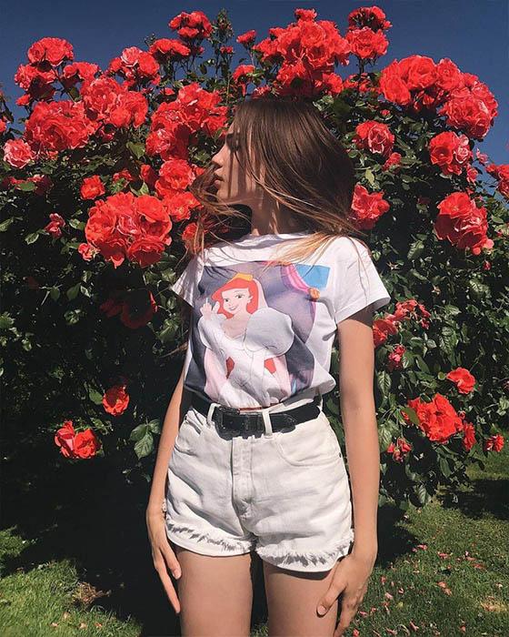 Fotos tumblr con flores para imitar para mujeres tiernas como tu