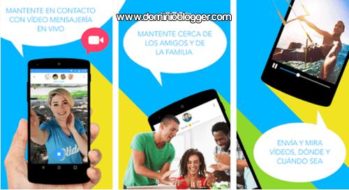 Comparte videochats desde tu telefono con Glide