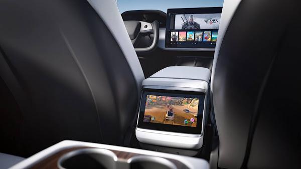 Novo Tesla Model S 2022