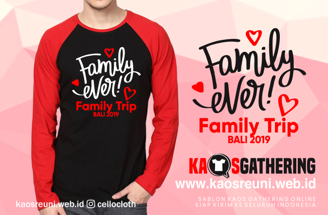 Family Ever Gathering  - Kaos Family Gathering - Kaos Employe Gathering