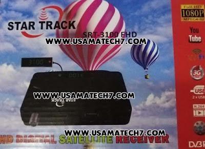 STAR TRACK SRT-3100 FHD RECEIVER SOFTWARE UPDATE