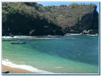 Pantai Gesing Jogja
