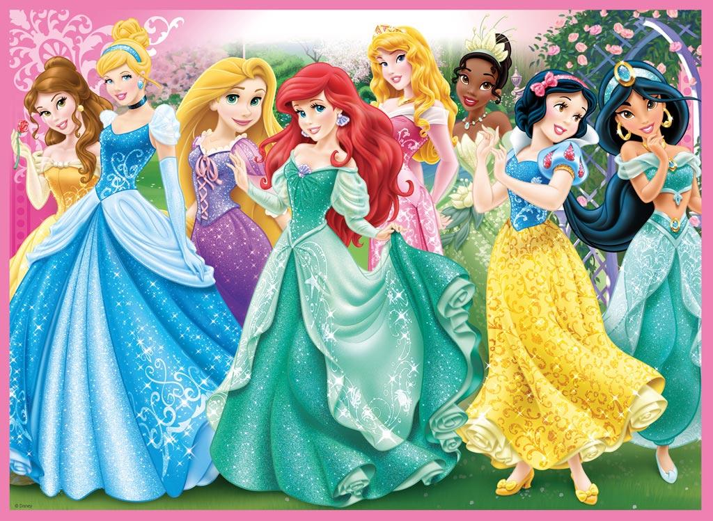 8e4cdfb1d Disney Princess Tag - Reading Away the Days!