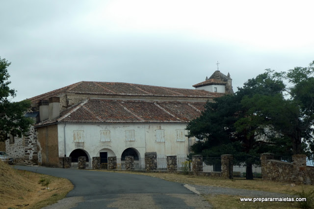 visitar la ermita de Hontanares en Riaza