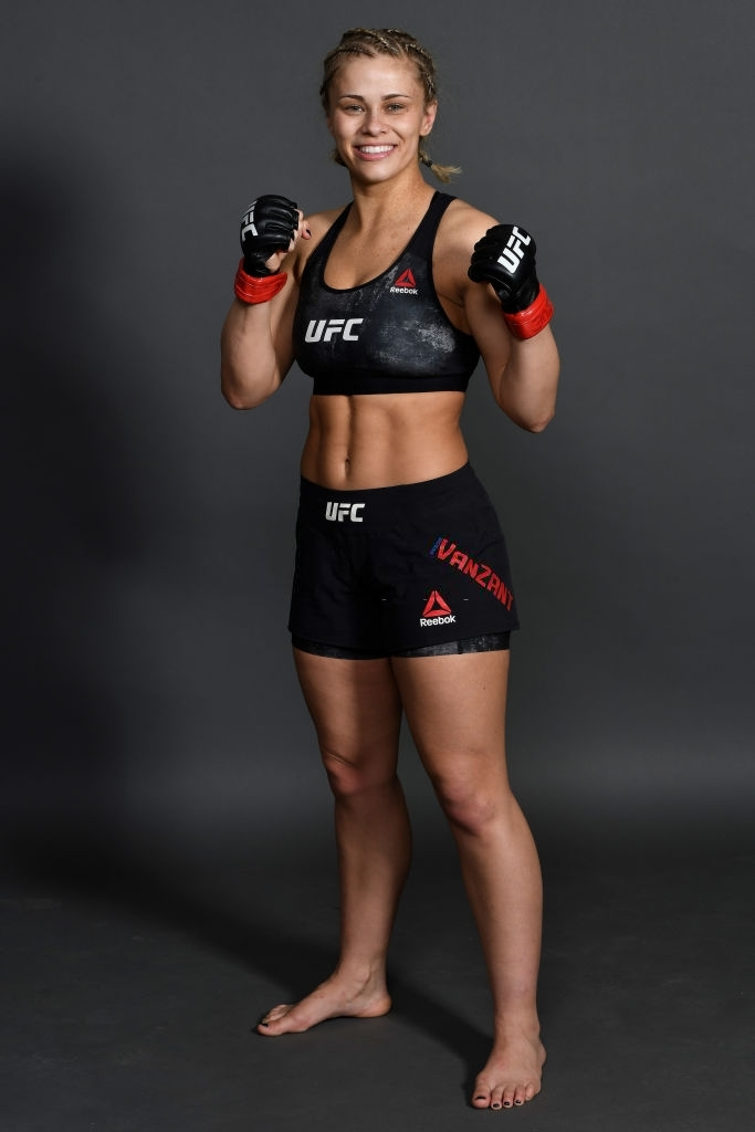 mma fighters female