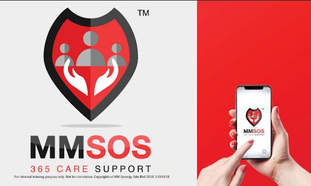 MMSOS | Aplikasi Bantuan Kecemasan dan Keselamatan