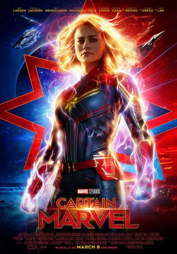 captan marvel 2019 latest movie synopsis and official trailer HD