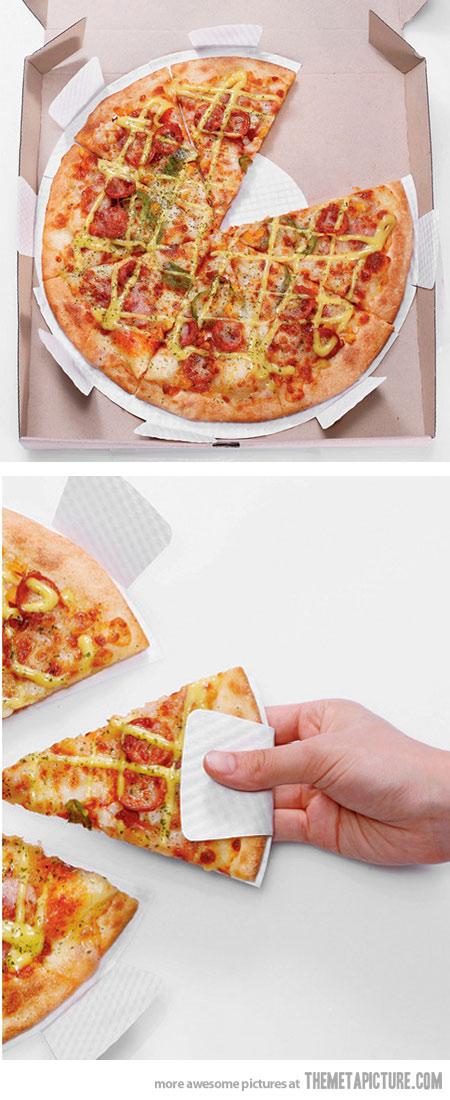 pizza innovation