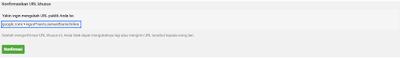 Cara Mudah Merubah URL Alamat Google Plus Dengan Nama Sendiri