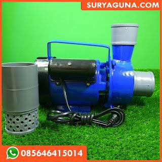 Pompa Air Modifikasi Jet 250 Untuk Kolam Ikan Lele