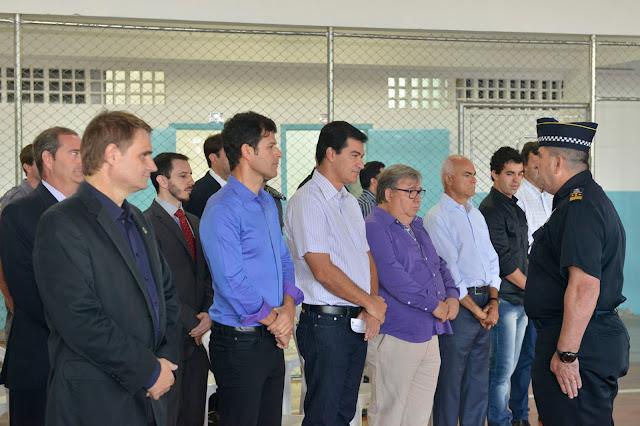 Guarda Civil de Indaiatuba comemora 32 anos em cerimônia